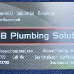 BSB Plumbing Solution – خدمات لوله کشی گرم، سرد و گاز